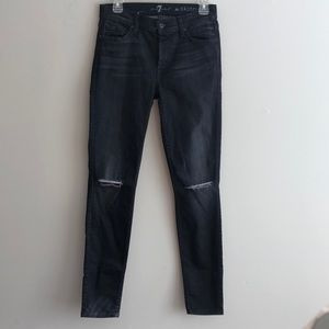 7 For All Mankind the skinny jean